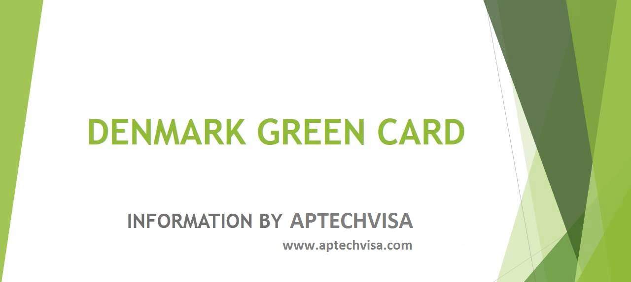 Aptechvisa Denmark Green Card Scheme: Main Features