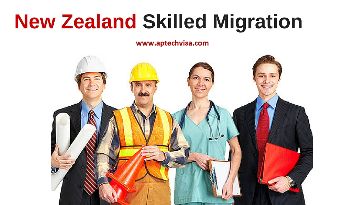 Aptechvisa New Zealand Skilled Migration Category Process