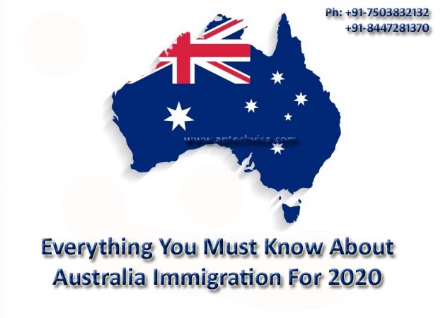 Everything You Must Know About Australia Immigration For 2020