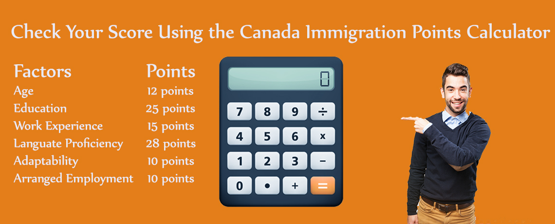 Aptechvisa Check Your Score Using the Canada Immigration Points Calculator