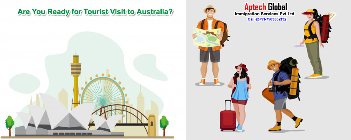 Aptechvisa Top 8 FAQ about Australian tourist visa for Indians to visit